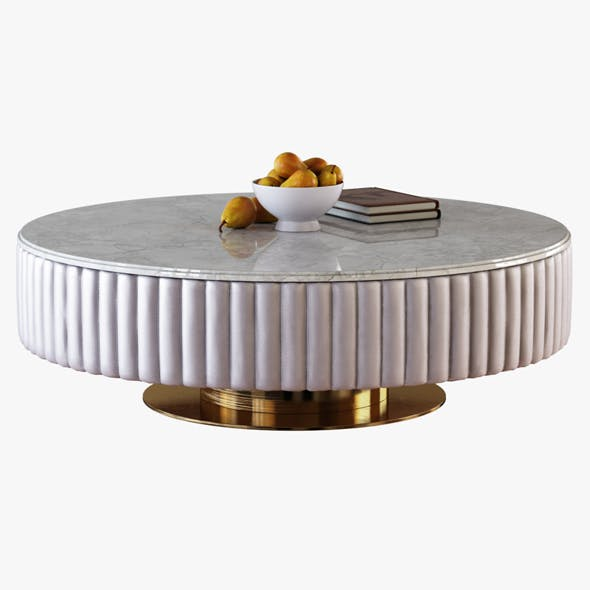 Coffee Table Giove - 3DOcean Item for Sale