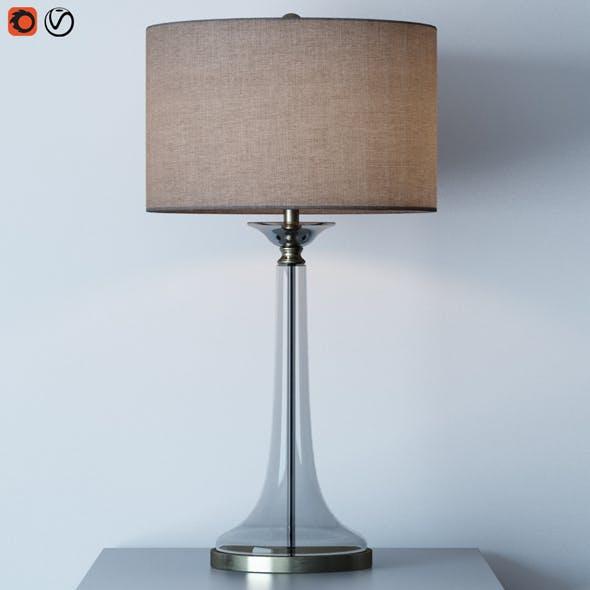 Grandview Table Lamp - 3DOcean Item for Sale