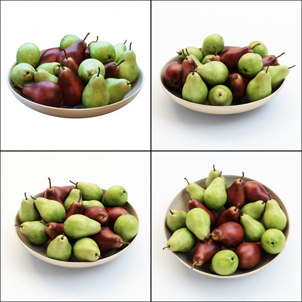 Pears in the Vase