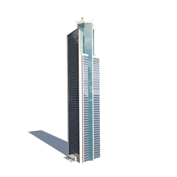 Skyscrapper 12 High - 3DOcean Item for Sale