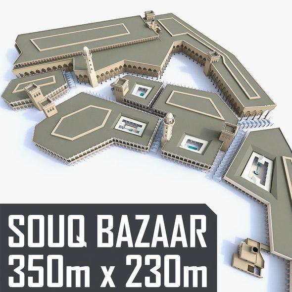 Souq Bazaar Market