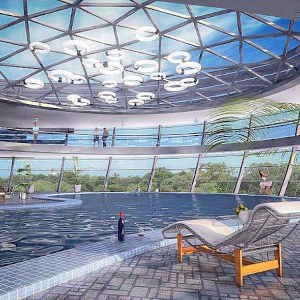 Swimming Pool Interior 01