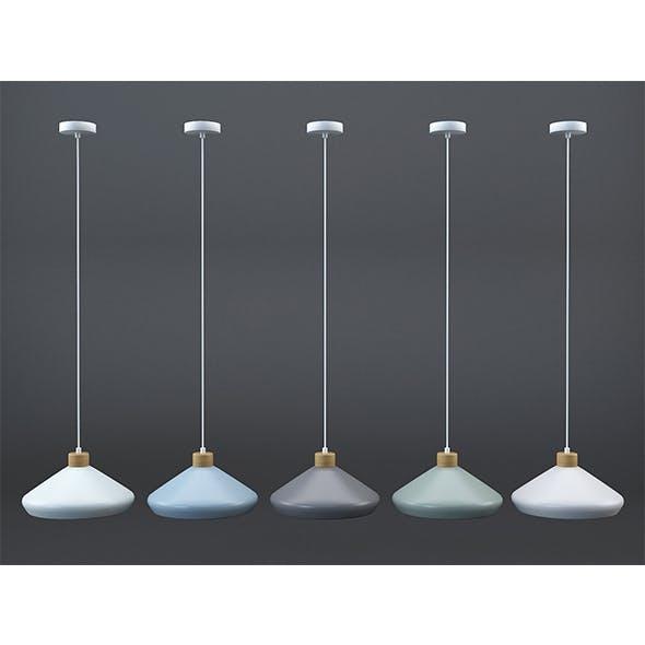 Albert lamp (set of 5) - 3DOcean Item for Sale