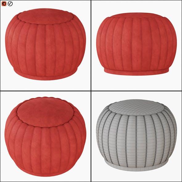 Pouf Mellow - 3DOcean Item for Sale
