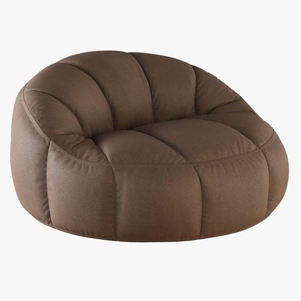 Pouf Rondo - 3DOcean Item for Sale