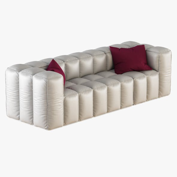 Sofa Via Lattea - 3DOcean Item for Sale