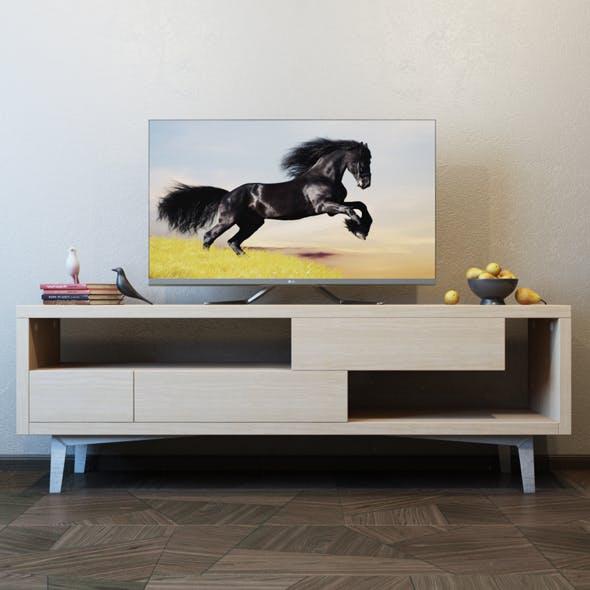 TV Furniture Tango - 3DOcean Item for Sale