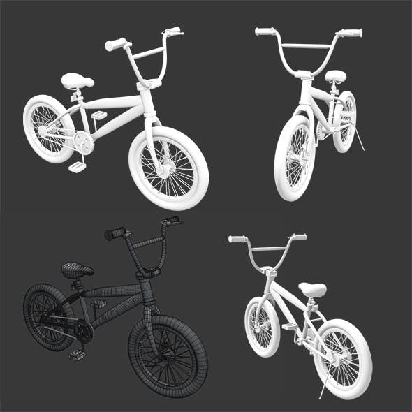 Bicycle, Bike - 3DOcean Item for Sale