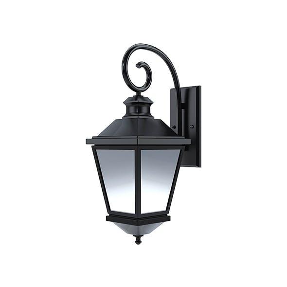 Lantern wall lamp - 3DOcean Item for Sale