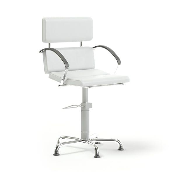 Salon Chair 3D Model - 3DOcean Item for Sale