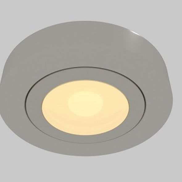 Recessed Round Light