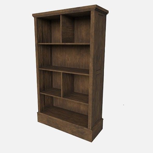 Black Walnut Wooden Shelf