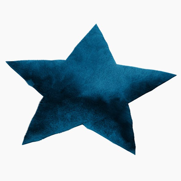Rug Star - 3DOcean Item for Sale