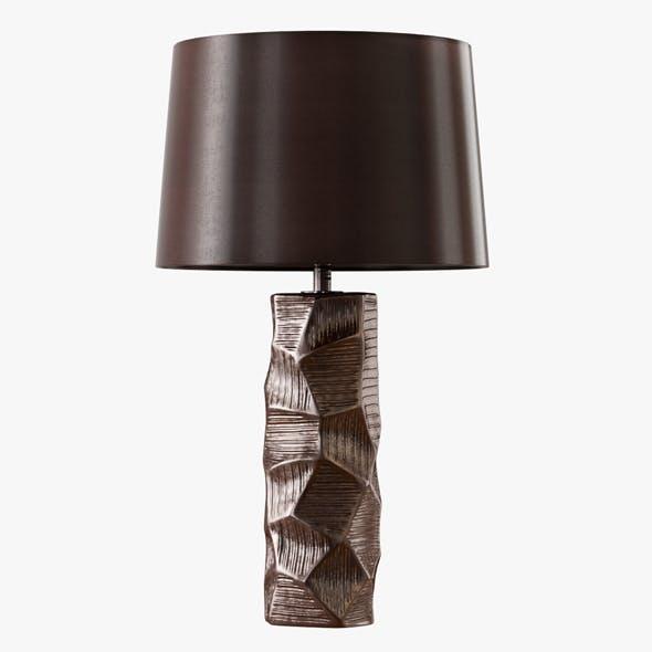 Table lamp Dune Sand - 3DOcean Item for Sale