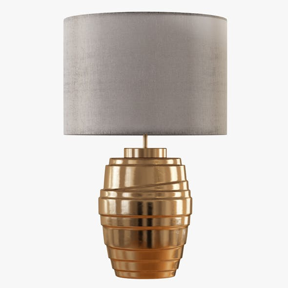 Table Lamp Maxxi - 3DOcean Item for Sale