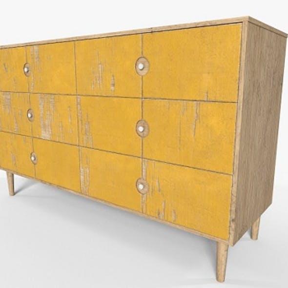 Wooden Storage Drawers PBR