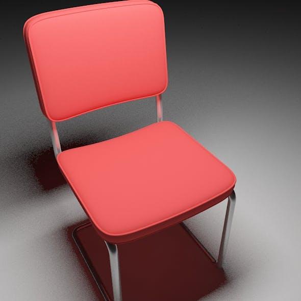 Metal Sandalye - 3DOcean Item for Sale