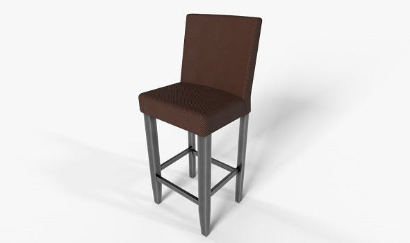 Bar-Office Stool - 3DOcean Item for Sale