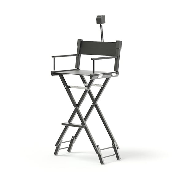 Makeup Chair 3D Model - 3DOcean Item for Sale