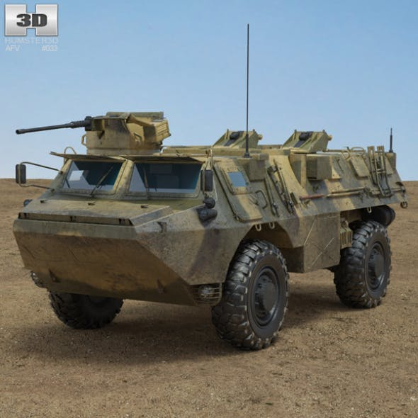 VAB APC - 3DOcean Item for Sale