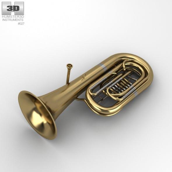 Tuba - 3DOcean Item for Sale