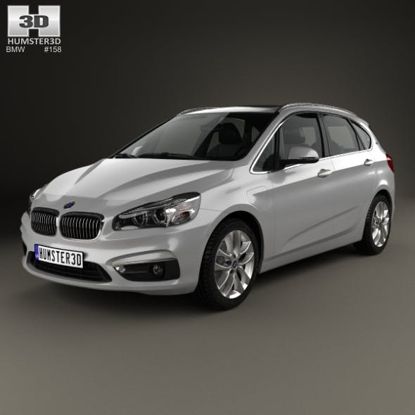 BMW 2 Series (F45) Active Tourer Electrical 2016 - 3DOcean Item for Sale