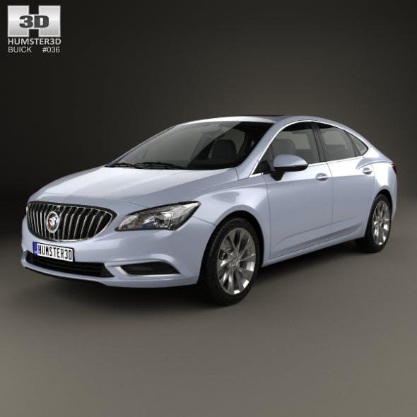 Buick Verano (CN) 2015 - 3DOcean Item for Sale