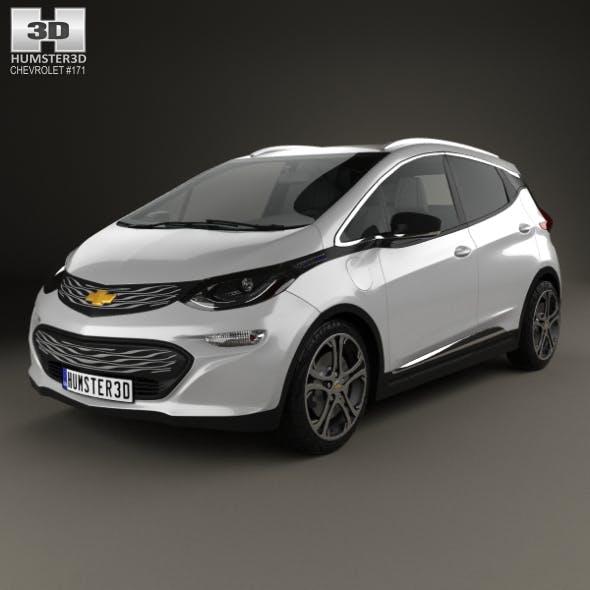 Chevrolet Bolt EV 2017