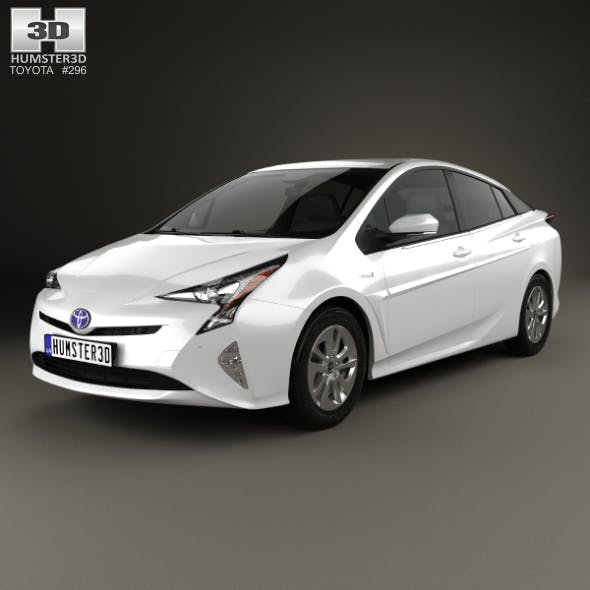 Toyota Prius Iconic 2016