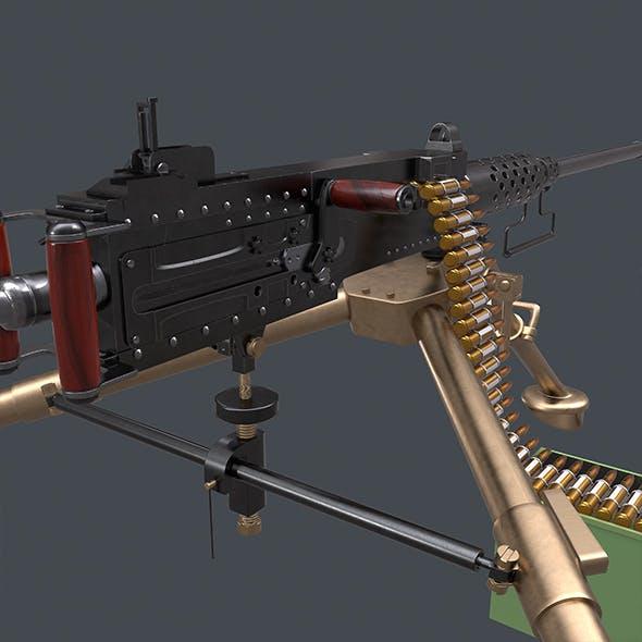 M2 Browning Machine Gun