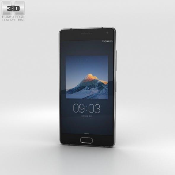 Lenovo ZUK Z2 Pro Titanium Black