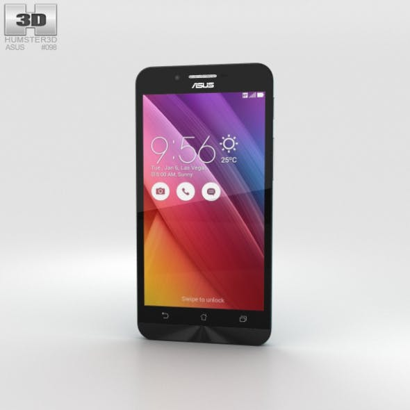 Asus Zenfone Go (ZC451TG) Flash Blue