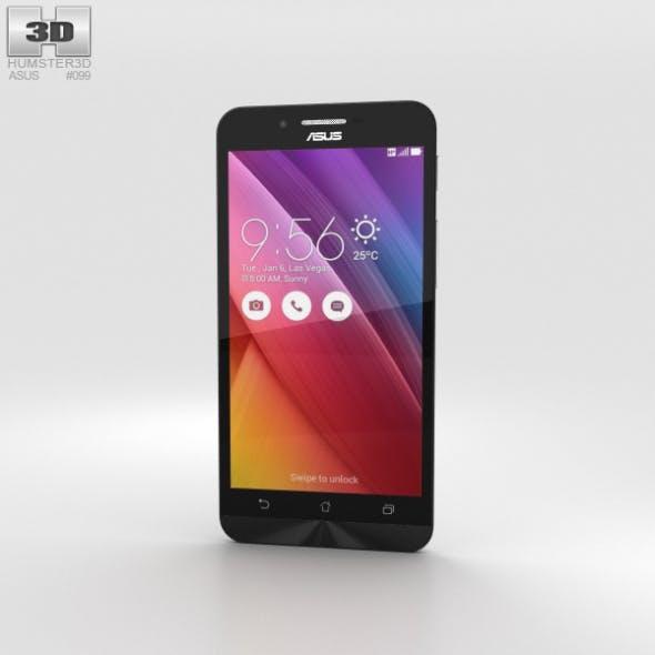 Asus Zenfone Go (ZC451TG) Pearl White - 3DOcean Item for Sale