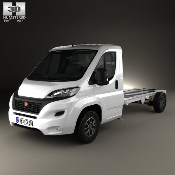 Fiat Ducato Single Cab Chassis L4 2014