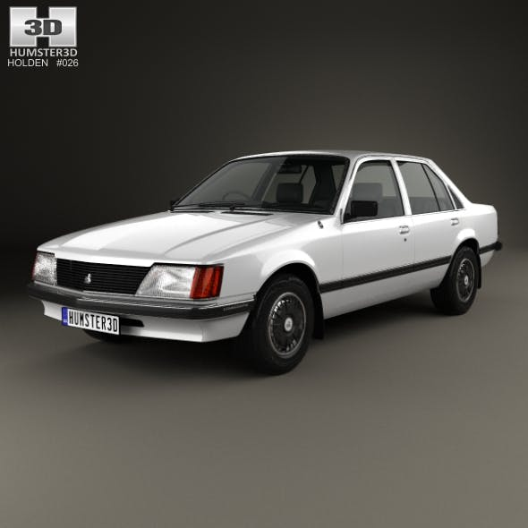 Holden Commodore 1981 - 3DOcean Item for Sale