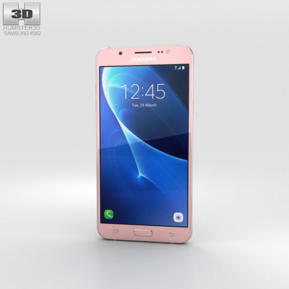 Samsung Galaxy J7 (2016) Rose Gold