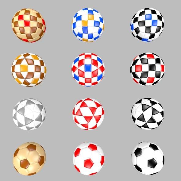 Football balls