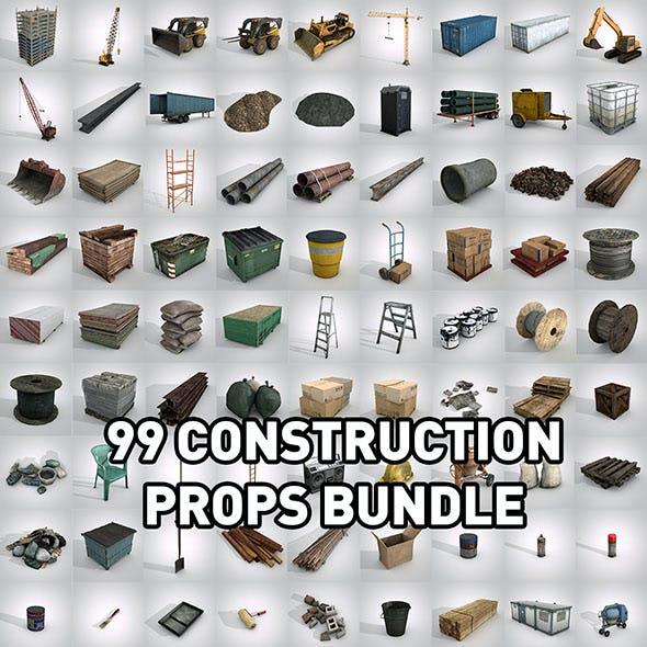 99 Construction Props Bundle