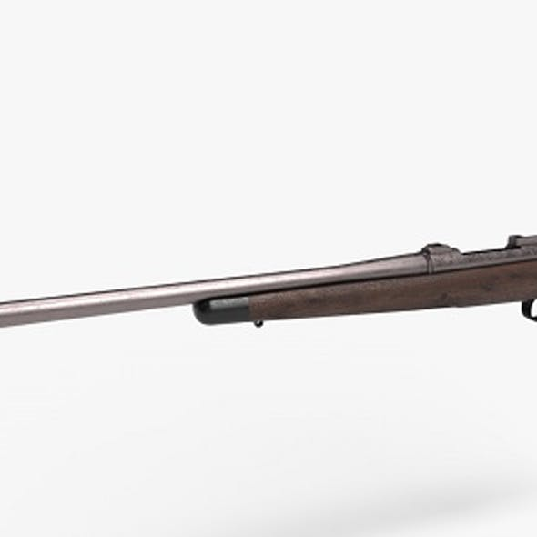 World War 2 Remington Rifle