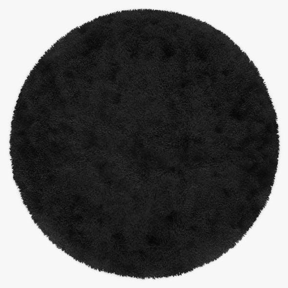Mayson Black Area Rug - 3DOcean Item for Sale