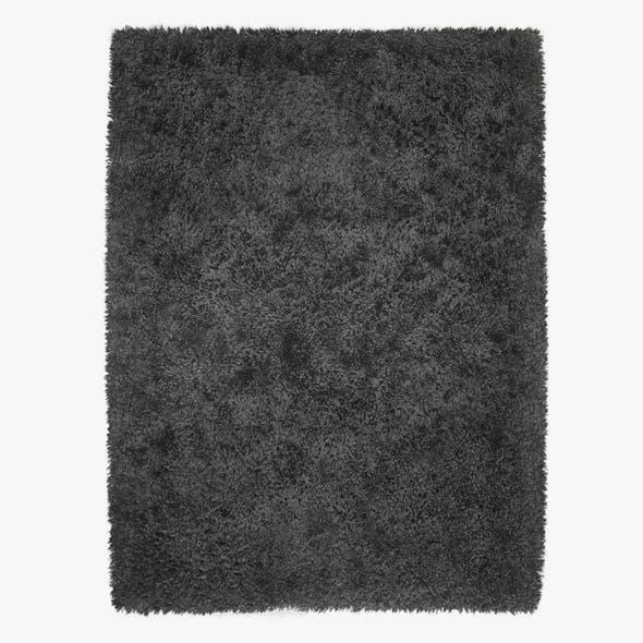 Mayson Black Rug - 3DOcean Item for Sale