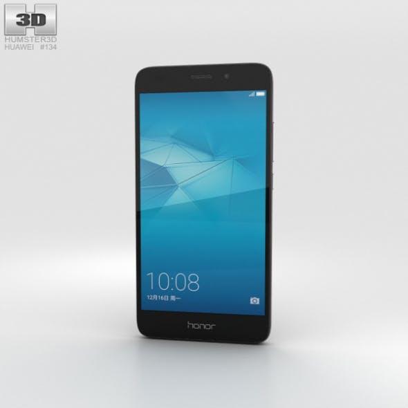 Huawei Honor 5c Black - 3DOcean Item for Sale