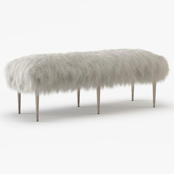 Stiletto Bench - 3DOcean Item for Sale