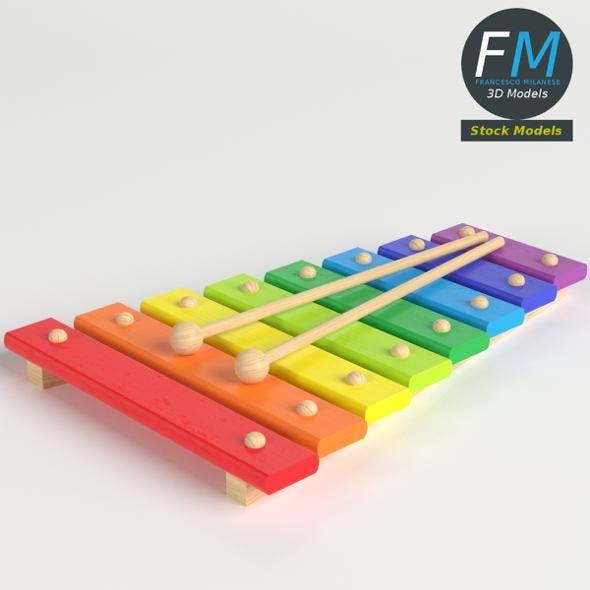 Xylophone Toy