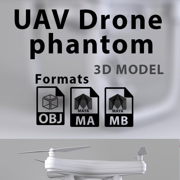 UAV Drone Phantom