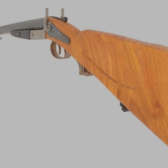 Antique Rifle