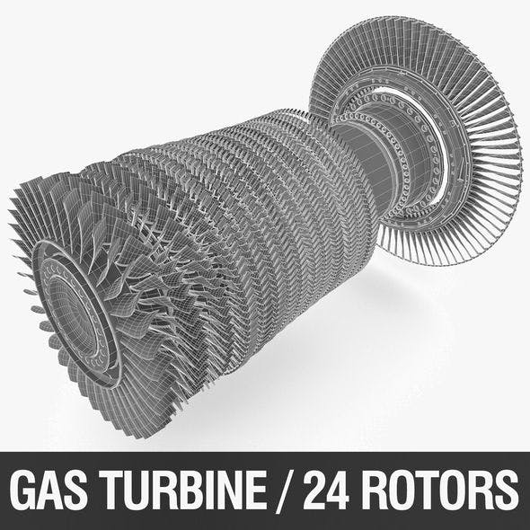 Gas Turbine Rotors