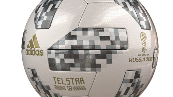 Soccer World Cup Ball - 3DOcean Item for Sale