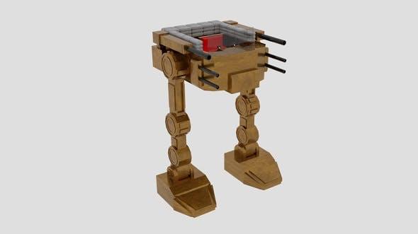 Mechbox - 3DOcean Item for Sale