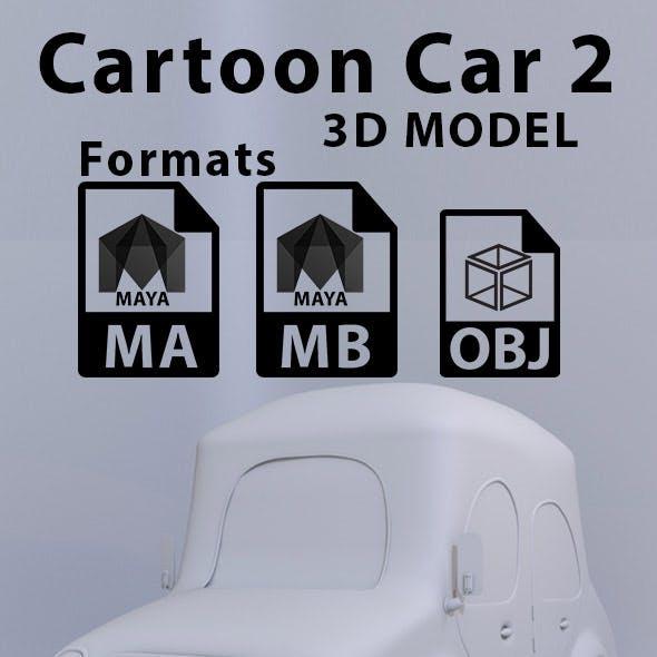 Cartoon Car 2